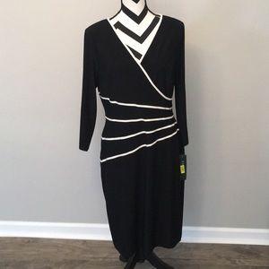 Black & White Lauren by Ralph Lauren Dress